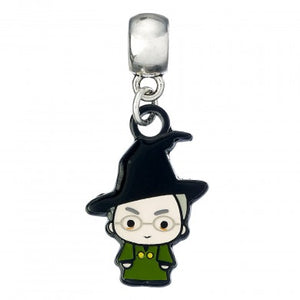 Professor McGonagall Slider Charm-The Curious Emporium