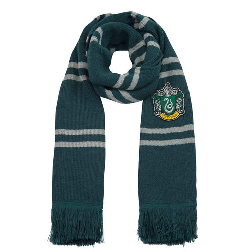 Deluxe Scarf Slytherin 250cm-The Curious Emporium