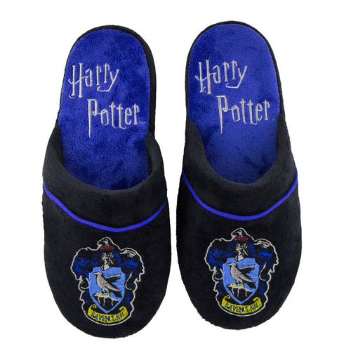 Harry Potter Slippers Ravenclaw-The Curious Emporium