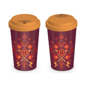 Travel Mug Harry Jumper Pattern-The Curious Emporium