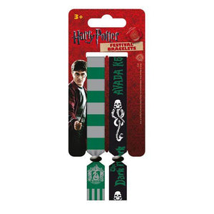 Harry Potter Slytherin Festival Wristband-The Curious Emporium