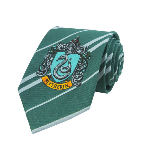 Adults Tie Slytherin-The Curious Emporium