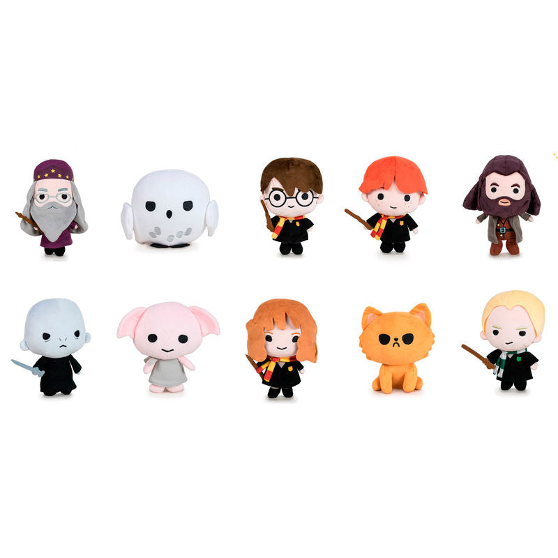 Chibi Characters Plush Toy 22cm (Multiple Characters Available)-The Curious Emporium