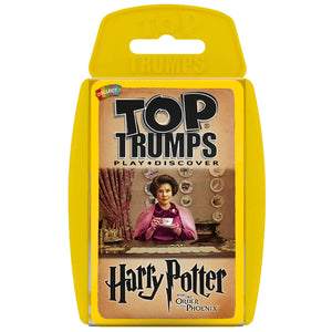 Top Trumps Harry Potter and the Order of the Phoenix-The Curious Emporium