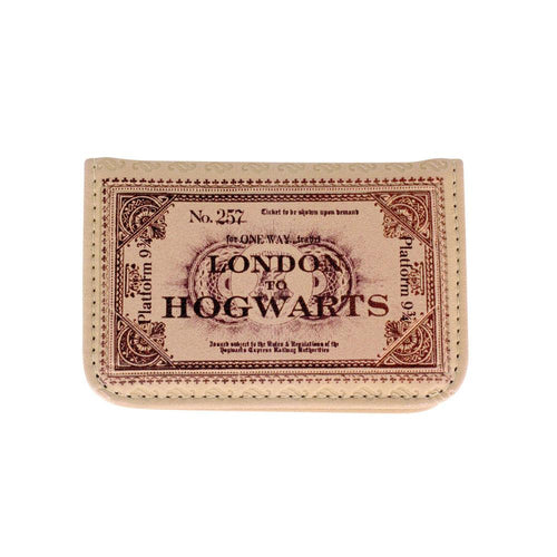 Hogwarts Travel Card Holder-The Curious Emporium