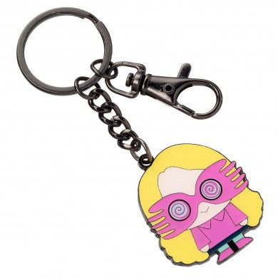 Luna Lovegood Keyring-The Curious Emporium