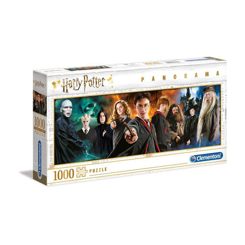 Harry Potter Characters Panorama Puzzle-The Curious Emporium