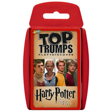 Load image into Gallery viewer, Top Trumps Harry Potter and the Goblet of Fire-The Curious Emporium