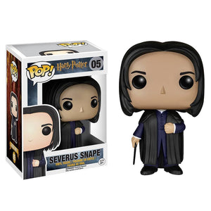 POP! Vinyl Figure Severus Snape 10cm-The Curious Emporium