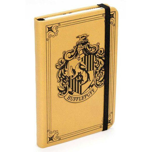Harry Potter Pocket Journal Hufflepuff-The Curious Emporium