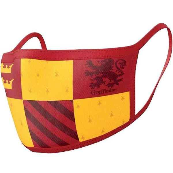 Hogwarts Face Mask - 2 Pack (Various Designs)-The Curious Emporium