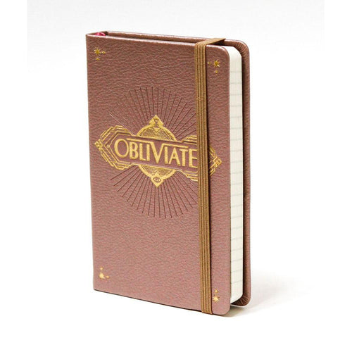 Fantastic Beasts Pocket Journal Obliviate-The Curious Emporium