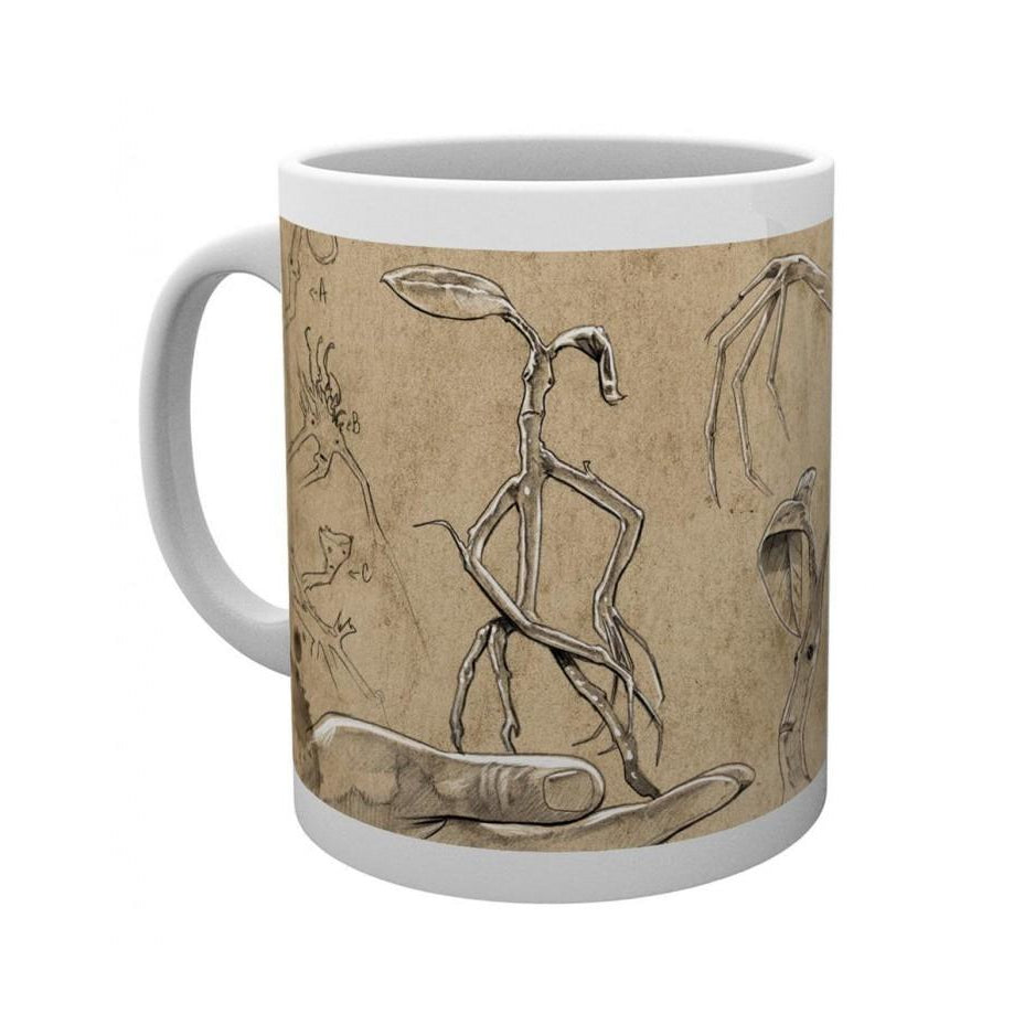 Fantastic Beasts Mug Bowtruckles-The Curious Emporium