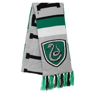 Slytherin Sports Scarf-The Curious Emporium