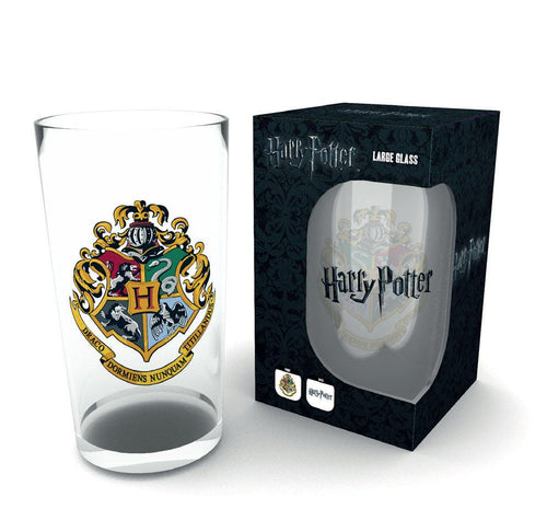 Howarts Pint Glass-The Curious Emporium