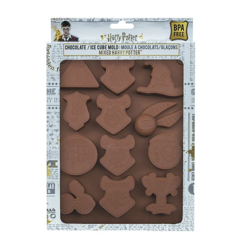 Chocolate / Ice Cube Mould Logos-The Curious Emporium