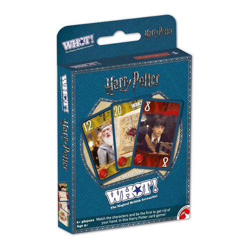 Harry Potter WHOT! Travel Card Game-The Curious Emporium