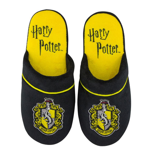 Harry Potter Slippers Hufflepuff-The Curious Emporium