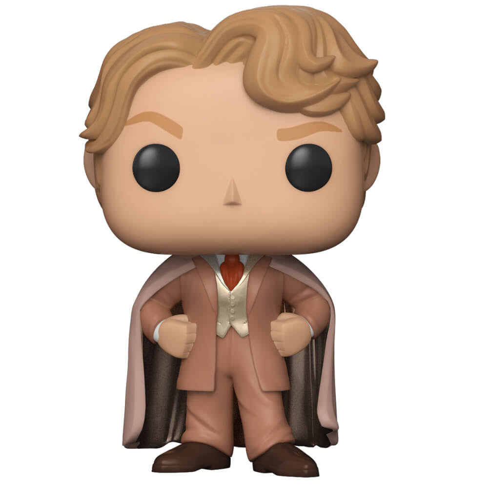 POP! Vinyl Figure Gilderoy Lockhart 9cm-The Curious Emporium