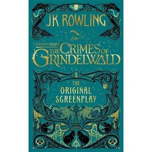 Fantastic Beasts: The Crimes of Grindelwald – The Original Screenplay-The Curious Emporium