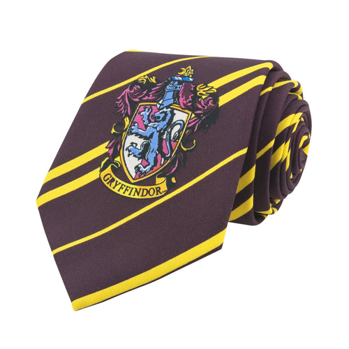 Adults Tie Gryffindor-The Curious Emporium