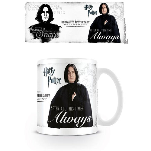 Severus Snape Always Mug-The Curious Emporium