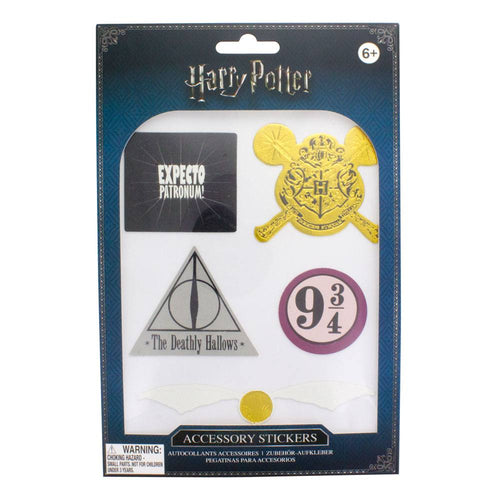Harry Potter Accessory Stickers Symbols-The Curious Emporium
