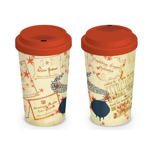 Travel Mug Potions Pattern-The Curious Emporium