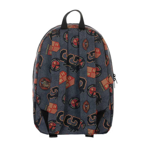 Hogwarts House Backpack - Multiple Houses Available-The Curious Emporium