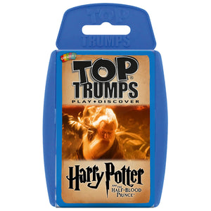 Top Trumps Harry Potter and the Half Blood Prince-The Curious Emporium