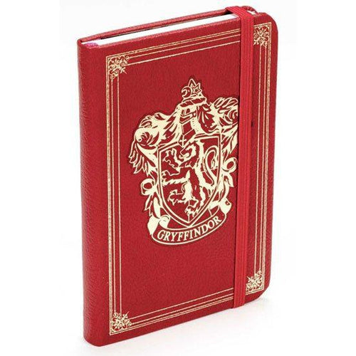 Harry Potter Pocket Journal Gryffindor-The Curious Emporium