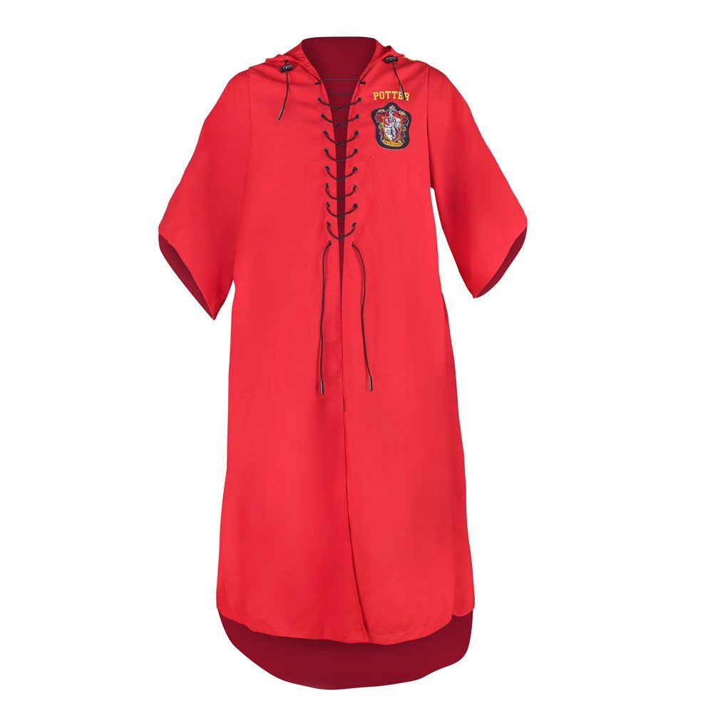 Personalised Gryffindor Quidditch Robe-The Curious Emporium