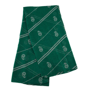 Lightweight Slytherin Scarf-The Curious Emporium