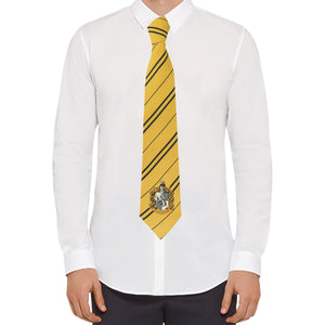 Adults Tie Hufflepuff-The Curious Emporium