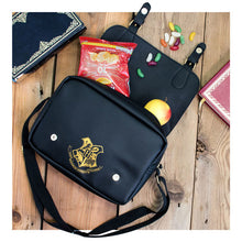 Load image into Gallery viewer, Lunch Bag Hogwarts (Satchel Style) - 2 Colours Available-The Curious Emporium