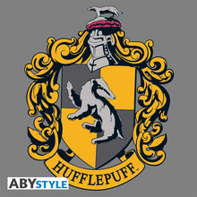 Load image into Gallery viewer, Hufflepuff Womens Premium T-Shirt-The Curious Emporium