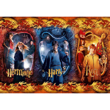 Load image into Gallery viewer, Super Colour Puzzle Harry, Ron & Hermione-The Curious Emporium
