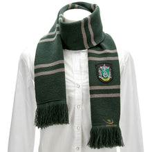 Load image into Gallery viewer, Scarf Slytherin 190cm-The Curious Emporium