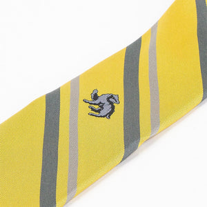 Adults Tie Hufflepuff - LootCrate Exclusive-The Curious Emporium