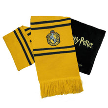 Load image into Gallery viewer, Deluxe Scarf Hufflepuff 250cm-The Curious Emporium