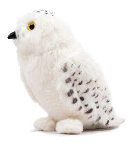 Plush Toy Hedwig Snowy Owl 20cm-The Curious Emporium