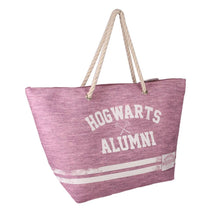 Load image into Gallery viewer, Hogwarts Alumni Beach Bag-The Curious Emporium
