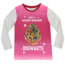 Load image into Gallery viewer, Girls Harry Potter Pyjama Set-The Curious Emporium