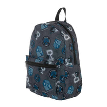 Load image into Gallery viewer, Hogwarts House Backpack - Multiple Houses Available-The Curious Emporium