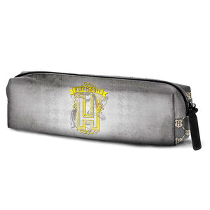 Hogwarts House Emblem Square Pencil Case - Multiple Houses Available-The Curious Emporium