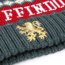 Load image into Gallery viewer, Gryffindor Premium Bobble Hat-The Curious Emporium