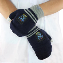 Load image into Gallery viewer, Fingerless Gloves Ravenclaw-The Curious Emporium