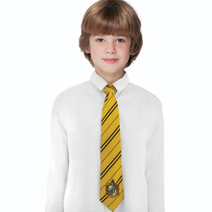 Kids Tie Hufflepuff-The Curious Emporium