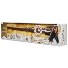 Load image into Gallery viewer, Interactive Wizard Wand Exclusive Wave Hermione Granger 38cm-The Curious Emporium