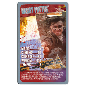 Top Trumps Harry Potter and the Deathly Hallows Part 2-The Curious Emporium